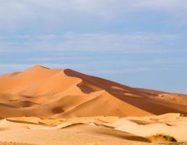 Randonnée moto au Maroc
