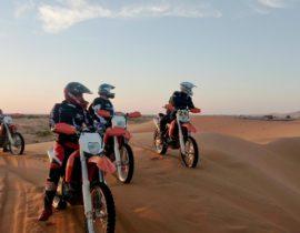 randonnée moto maroc